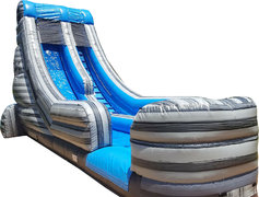 Big Splash Stone Water Slide