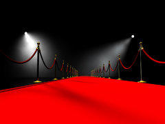 6' x 12' Red Carpet