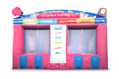Carnival Treat Shop Fun Food Station