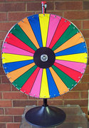 Color Prize Wheel