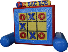 Tic Tac Toe / Connect 4 In 1 Game