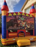 Minecraft Bounce House (New Module)