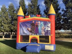 Frozen Bounce House (Module)
