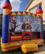 Frozen Bounce House Elsa (New Module)