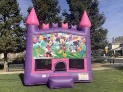 Mickey Mouse Party (Pink Module)
