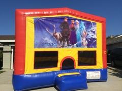 Frozen Bounce House (Module Plus)