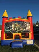 Teenage Mutant Ninja Turtles Bounce House (Module)