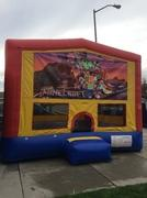 Minecraft Bounce House (Module Plus)