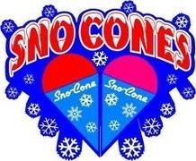 Snow Cone Syrup for 50 cones - Cherry