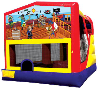 Cool Pirate Inflatable Bounce House Slide Rental Home Interior And Landscaping Ologienasavecom