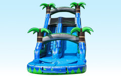 18 ft. Paradise Water Slide<font color = red> NEW! </font>