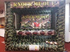 Camo Knock Out<font color = red> NEW! </font>