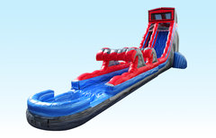 22 ft. Wave Runner Slide<font color = red> NEW! </font>