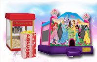 Disney Princess Popcorn Package