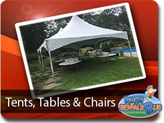 Tent Table & Chair Rentals
