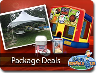 Party Package Deals