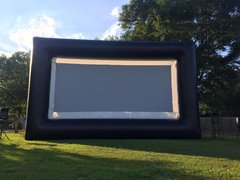Monster Outdoor Movie Theater