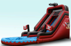 16 Foot Pirate Slide