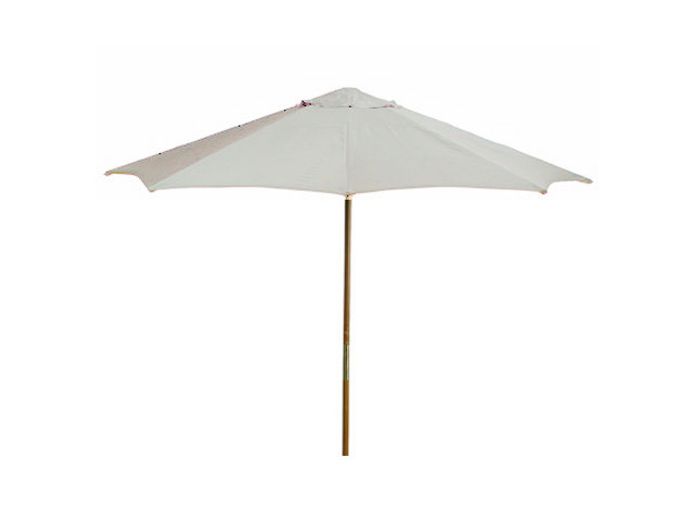 7.5' NATURAL MARKET UMBRELLA