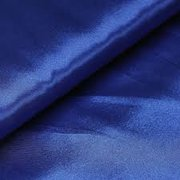 Fabric Bolt Satin Blue