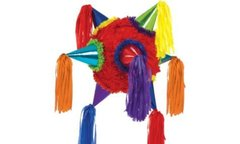 Giant 8 Point Pinata