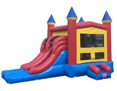 Jmper Castle with slide