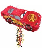 Lightning McQueen Car Pinata
