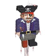 PIRATE JUMBO PINATA