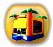 Bounce Houses by Theme