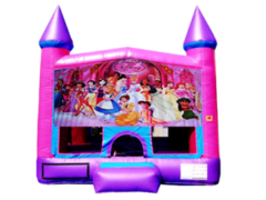 Princess Pink Purple Castle