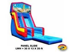 Standard Slide with Pool