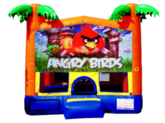 Angry Birds Cool Tropical