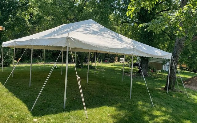 Tent - 20x30 White Tent