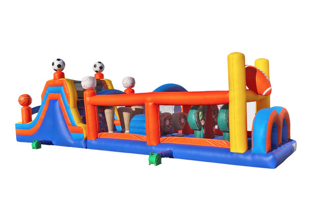 Sports Obstacle Course