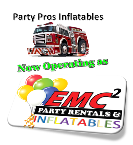 EMC2 Party Rentals and Inflatables