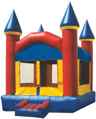 Funhouse Castle Bouncer