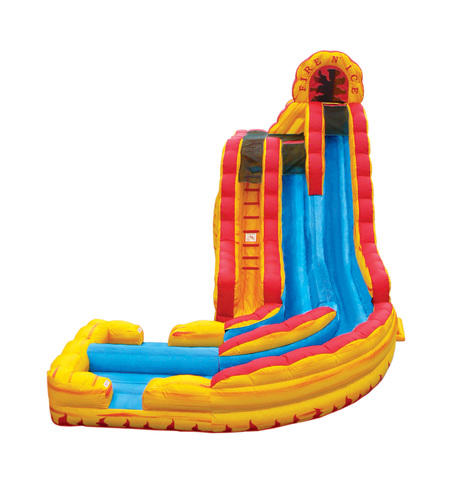 Fire n' Ice Waterslide