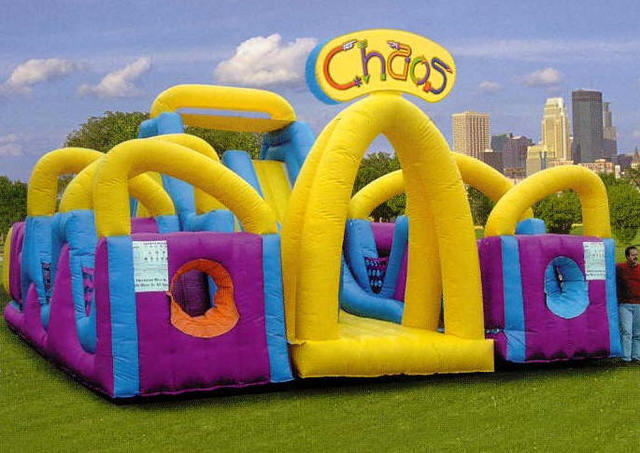 CHAOS OBSTACLE COURSE
