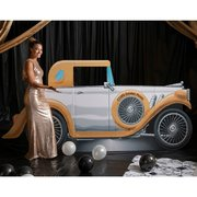 4ft x 9ft 1920's car standee