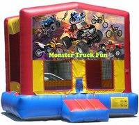 Monster Truck Themed Bounce