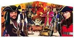Pirates Art Panel