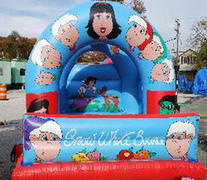 Snow White Mini-Bounce