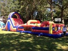 Obstacle Course 68'