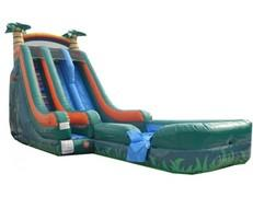 Screamer Double Lane Waterslide 24'