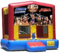 Wrestling WWE Bounce