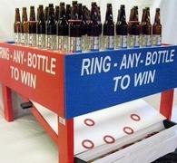 Ring Bottle Toss