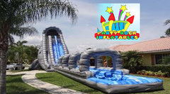 40' Roaring Rapids Super Water Slide Shared