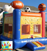 Sports Center Bounce House