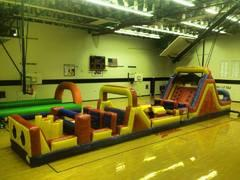 70' Mega Obstacle Course