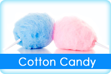 Cotton Candy Floss-Small Pink Bubble Gum
